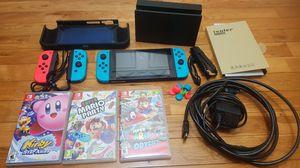 Nintendo Switch & Super Mario Party+ 2 Screen protectors for Sale in North Royalton, OH