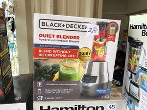 New sealed Black+ Decker quiet Blender for Sale in Houston, TX