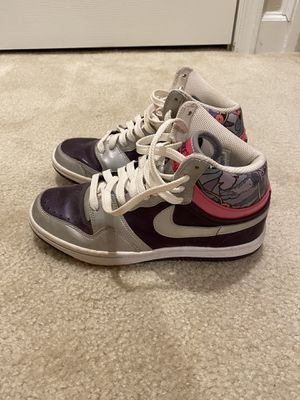 Nike court force women leather size 8.5 for Sale in West McLean, VA