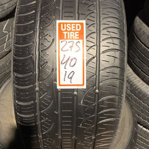 Tires 275/40/19 Pirelli for Sale in Opa-locka, FL