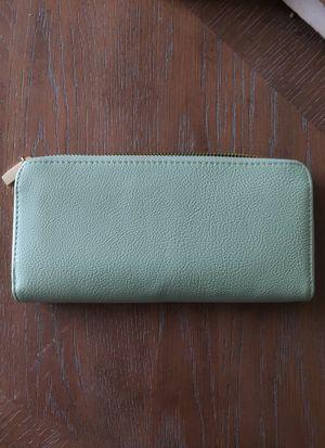 Mint green wallet for Sale in Pasco, WA