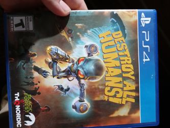 Destroy All Humans for Sale in San Angelo,  TX