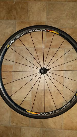 Mavic Kayrium Equipe front wheel for Sale in Pleasant Hill, CA