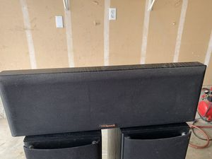 Klipsch center channel for Sale in Puyallup, WA