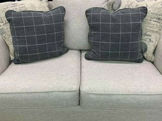 Ashley Living Room Set Sofa And Loveseat ↗️$39 Down Payment 100 Days Same Day Cash for Sale in Austin,  TX