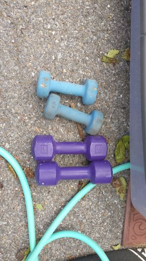 Weights excercise for Sale in Gaithersburg, MD