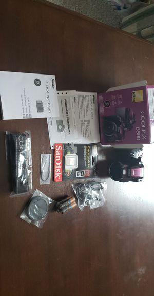Nikon Coolpix B500 DSLR camera for Sale in Shelbyville, MI