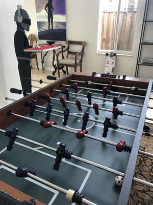 Soccer table + mini pool, air hockey, ping pong, and more for Sale in Miami, FL