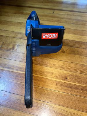 """Ryobi 10"""" chainsaw. Tool only. for Sale in Yonkers, NY"""