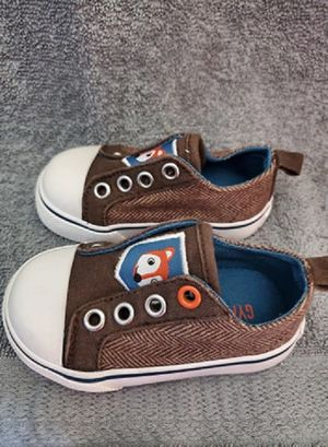 Gymboree NEW Baby 03 Slip On Sneakers for Sale in Victorville, CA