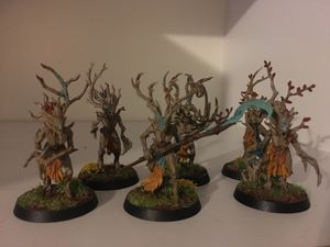 Sylvaneth Start Collecting Set PRICED CHEAP for Sale in Kent, WA