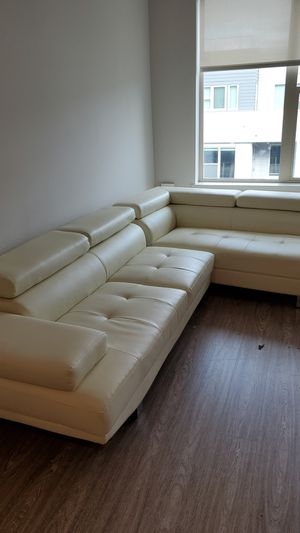 White couch new for Sale in San Jose, CA