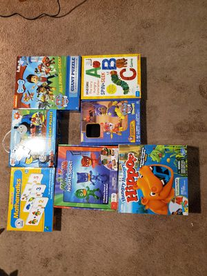 Puzzles, board games for Sale in McKees Rocks, PA