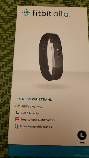 *NEW* Fitbit Alta - still in box for Sale in Madison, WI