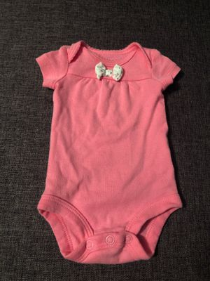 Child of Mine Pink Onesie - Preemie for Sale in Autaugaville, AL