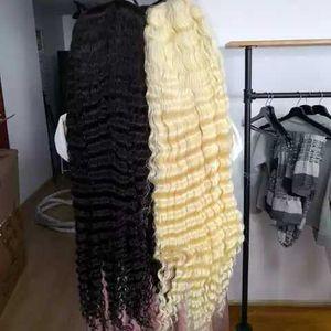 Deep wave 24 inch %100 human hair for Sale in Pompano Beach, FL