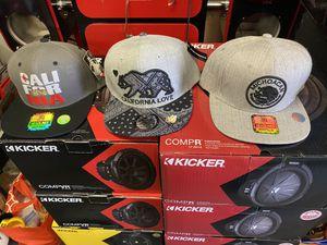 hats. $15 each new for Sale in Las Vegas, NV