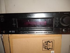 JVC Stereo Receiver for Sale in Irving, TX