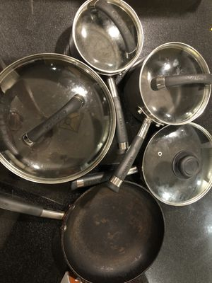 Nonstick cookware for Sale in Sterling, VA
