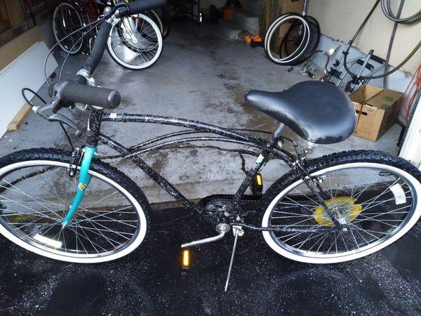 Old school bike cruiser
