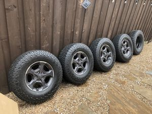 Wheels and Tires for Sale in McKinney, TX