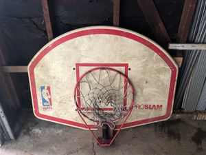 NBA Huffy Basketball hoop for Sale in Houston, TX