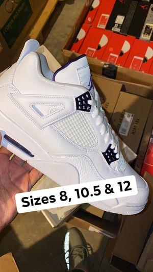 Jordan retro 4 for Sale in Kenosha, WI