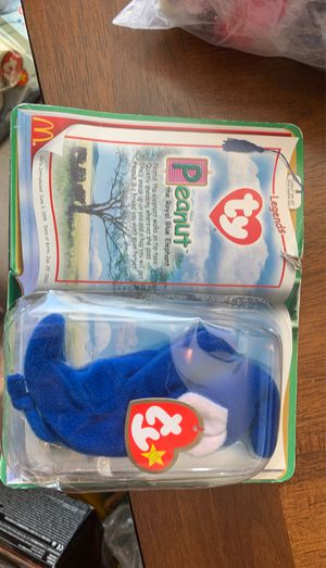 Rare Beanie Babies! Still in boxes with slight damage for Sale in Chandler, AZ