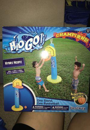 Water basketball hoop for Sale in San Diego, CA