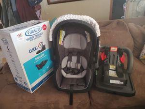 Graco snugride snuglock car seat for Sale in Gresham, OR