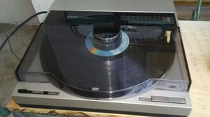 Vintage technics sl 7 direct drive turntable for Sale in Orange, CA