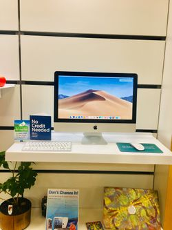 "2017 21""Apple iMac 3 GHz i5 16GB RAM 1 TB Fusion - One year warranty - $1,199 (Middleton, MA) for Sale in Middleton,  MA"