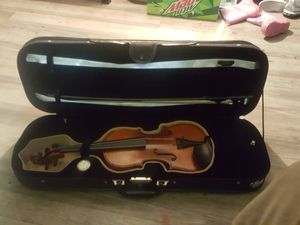 violin and case for Sale in Arvada, CO