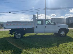2003 ford f450 dump truck 6.0 Diesel engine for Sale in Hallandale Beach, FL