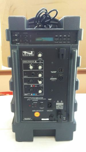 Anchor Audio XTR-6000C Xtreme PA Sound System, Dual Wireless Receiver, CD for Sale in Edgerton, MO