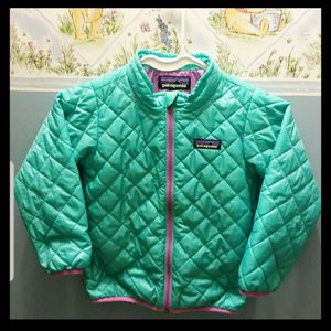 Patagonia Green & Pink Nano Puff Jacket for Sale in Saint Paul, MN