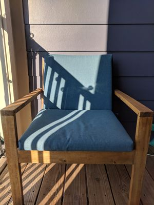 Wooden Outdoor Patio Chairs for Sale in Frederick, MD