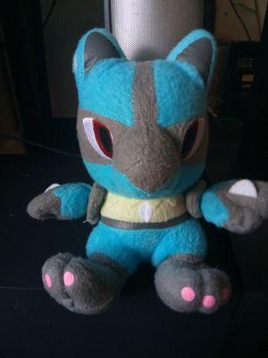 Pokemon plush for Sale in San Antonio, TX