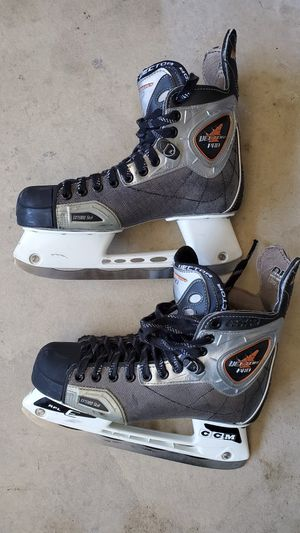 CCM VECTOR PRO Hockey Ice Skates 7.5 for Sale in Corona, CA