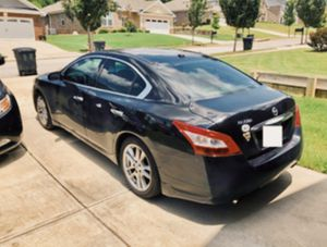 Nissan Maxima SV 4dr w/Leather, Full price $1000,Navigation,Back-up Camera for Sale in Worcester, MA