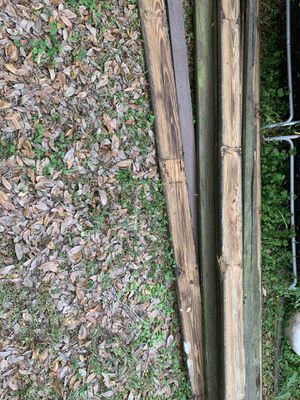 Free wood roughly 16 ft each for Sale in Tampa, FL