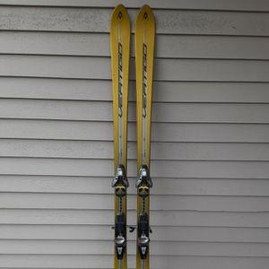 Volkl Vertigo G3 Skis 184 Cm for Sale in Tacoma, WA