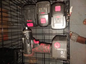 Impact wrench 24v for Sale in St. Louis, MO