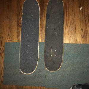 Two Skateboards for Sale in Oklahoma City, OK