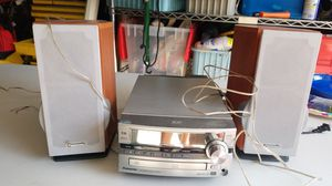 Panasonic DVD PLAYER/stereo system for Sale in Imperial Beach, CA