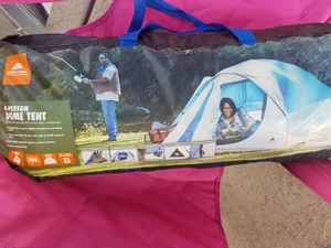 Camping tent and chairs for Sale in Tucson, AZ