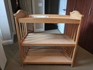 Changing table for Sale in Tustin, CA