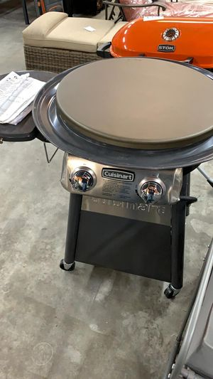 Title: Cuisinart®️ 360° Griddle Cooking Center - Cooking Versatility! Cook Breakfast, Lunch, And Dinner, 22-inch Diameter Cooking Surface, Includes for Sale in Houston, TX
