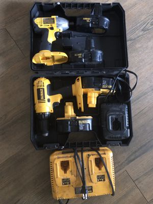 Drill and impact drill for Sale in Wichita, KS