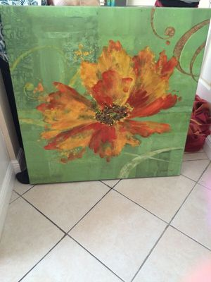 Large Original Oil Painting for Sale in Miami, FL